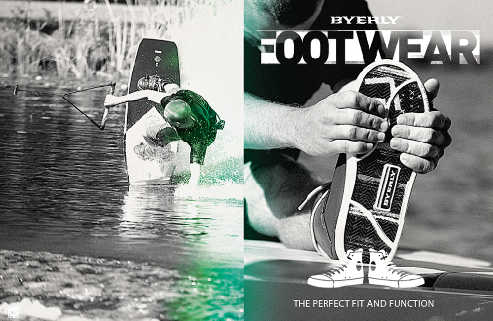 Byerly System Pro 2016 veikborda stiprinājumi – Byerly Haze System boots